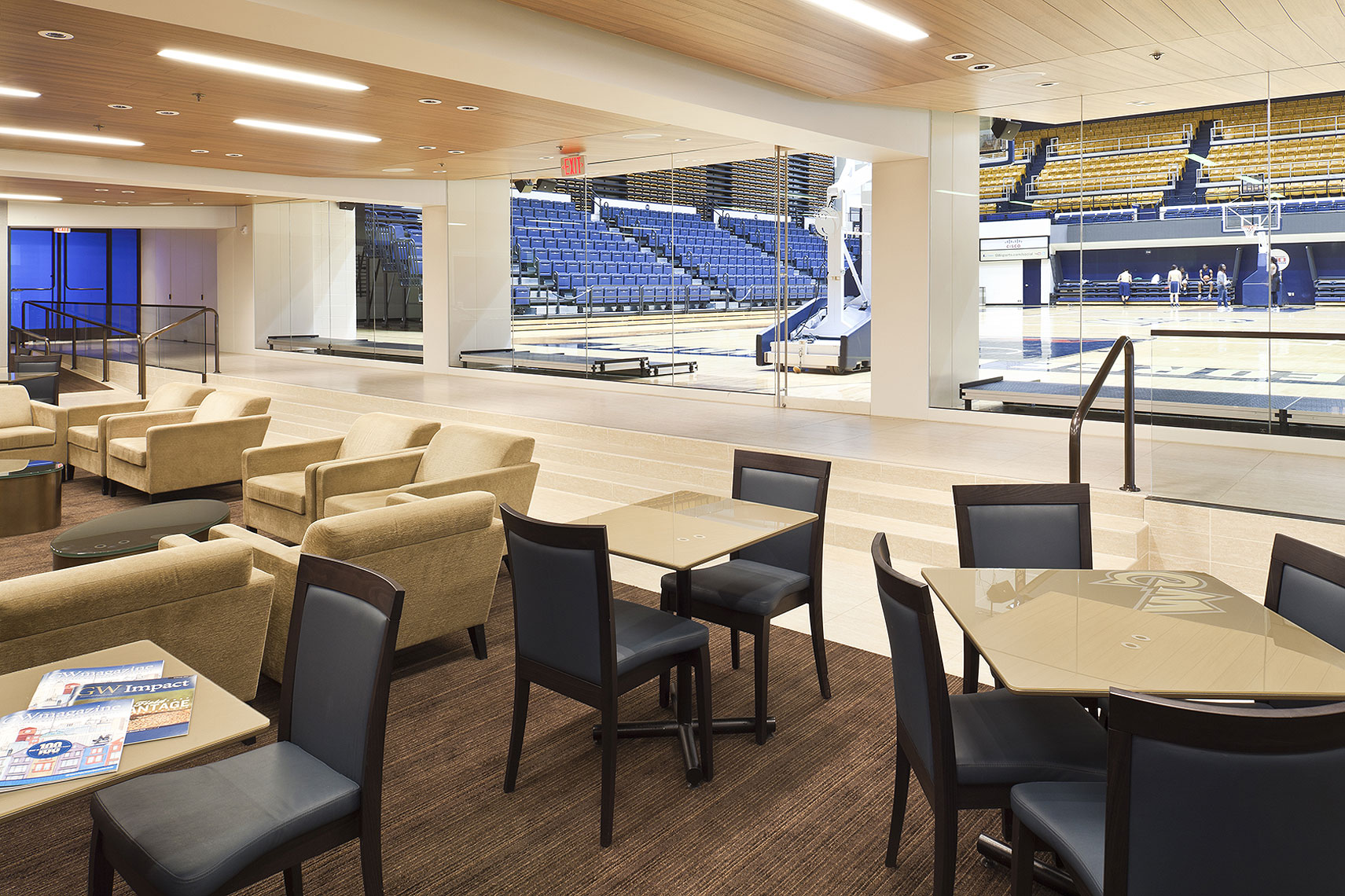 The George Washington University  Smith Center Renovation, WT