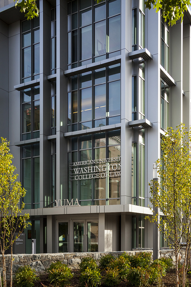 WASHINGTON SCHOOL OF LAW