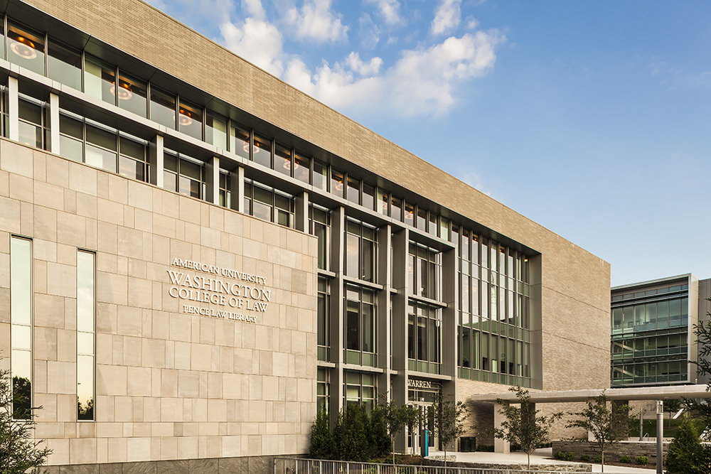 WASHINGTON SCHOOL OF LAW, AMERICAN UNIV